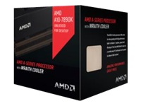 AMD A10 7890K Black Edition Wraith FM2+