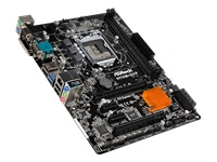 ASROCK The mATX H110 MB with COM port and print port header