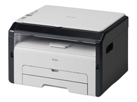 RICOH MFP Printer SP 203S (22 ppm copy/print/scan cover GDI USB 1x250 sheets)