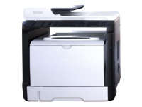 RICOH A4 MFP SP311SFN (28 ppm copy/print /scan fax ADF USB LAN PCL duplex 1x250 + 50 sheets scan to e-mail)