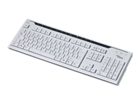 FUJITSU Keyboard KB520 USB (S/FIN) + Power Cord EU