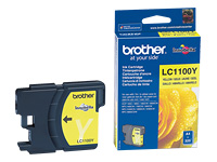BROTHER LC1100Y ink yellow standard 325sheets for DCP-185C 385C 585CW 6690CW MFC-490CW 790CW 990CW 5490CN 5890CN 6490CW 6690CW