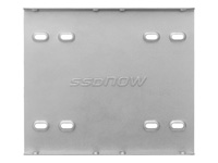 KINGSTON 6,4cm to 8,9cm  2.5inch to 3.5inch in Brackets and Screws