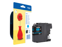 BROTHER LC121C ink cyan 300pages for DCP-J752DW,MFC-J470DW,-J870DW