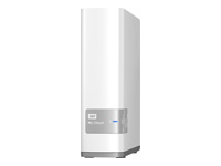 WD My Cloud 6TB NAS Personal Cloud Storage Ethernet USB3.0 Expansion Port DLNA 1.5 UPnP Retail External