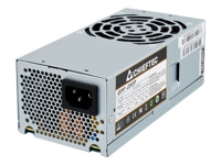 CHIEFTEC 250W TFX PSU, PFC, 230V ONLY
